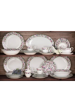 35 Piece Bloomsbury Garden Dinner Set
