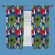 Marvel Avengers Curtains