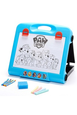 Travel Art Easel - Paw Patrol
