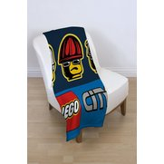 LEGO City Heroes Panel Fleece