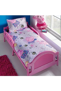 Peppa Character Bed Bundle