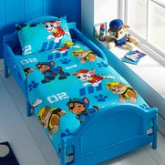 Paw Patrol Character Bed Bundle