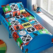 Thomas Character Bed Bundle