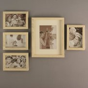 5-Piece Boxed Photo Frame Set