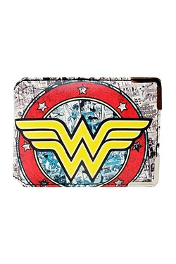 Wonder Woman RFID Card Holder
