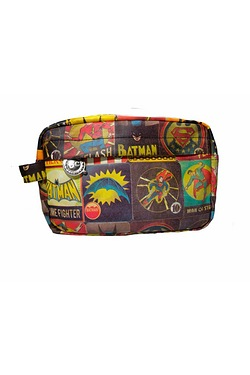 DC Comic Vintage Wash Bag