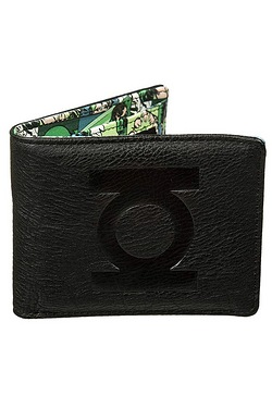 Green Lantern Embossed Comic Wallet