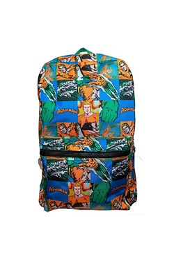 Aquaman Sea Life Backpack