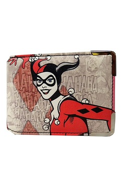Harley Quinn RFID Card Holder