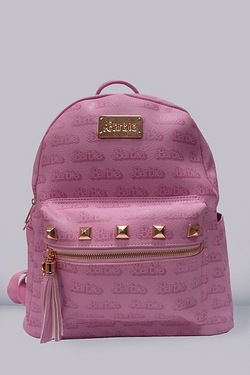 Barbie Retro Logo Backpack