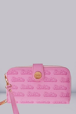 Barbie Retro Logo Purse