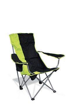 Mapleton Hi Back Padded Camp Chair