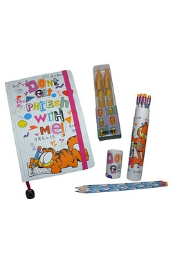 Garfield Stationery Set
