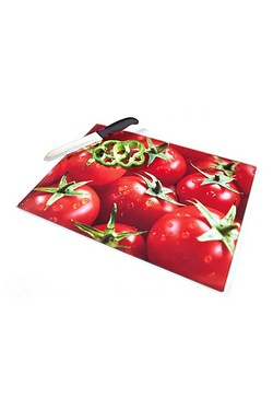 Red Tomato Glass Work Top Saver