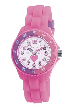 Heart Time Teacher Watch