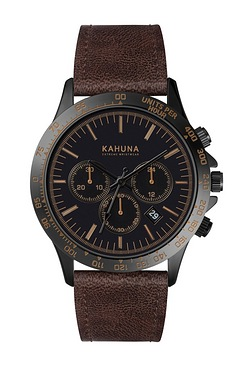 Mens Brown Kahuna Watch