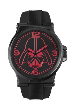 Darth Vader Watch Set Black