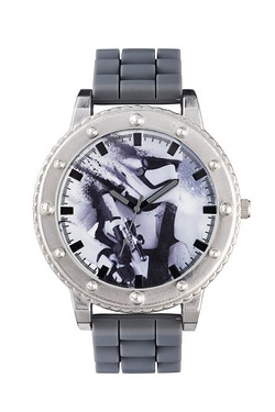 Star Wars Storm Trooper Watch Set Grey