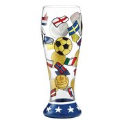 The Beautiful Game Beer Glass