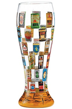 Beer Wall Beer Glass