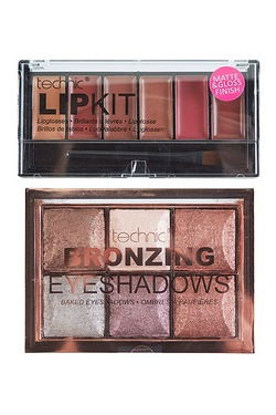 Technic Eyes And Lips Bronzed Honey...