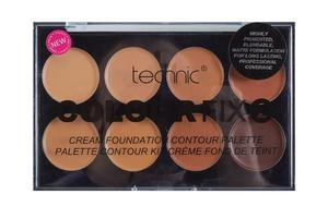 Compare retail prices of Technic Colour Fix Cream Foundation Contour Palette 2 to get the best deal online
