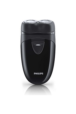 Philips Travel Shaver with Twin Rot...
