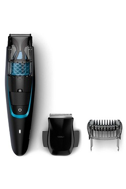 Philips Beard & Stubble Trimmer with Integrated Vacuum System