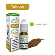 E-Liquid Tobacco Light 6mg Nicotine