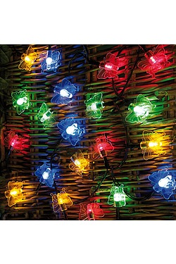 Pack Of 20 Multicolour Solar String...