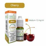 E-Liquid Cherry 18mg Nicotine