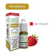 E-Liquid Strawberry 18mg Nicotine