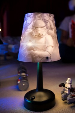 Philips Star Wars Portable Table Lamp - Stormtrooper