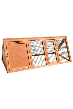 Pet Vida Triangle Wooden Pet Hutch