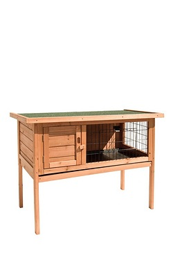 Pet Vida Single Wooden Pet Hutch