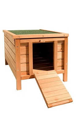 Pet Vida Wooden Pet House