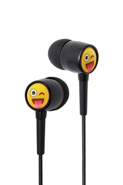 Groov-e EarMOJI Earphones Tongue/Wi...