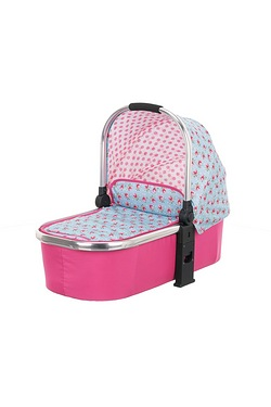 Obaby Chase Carrycot - Cottage Rose