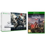 Xbox One S 1TB Gears of War & Halo ...