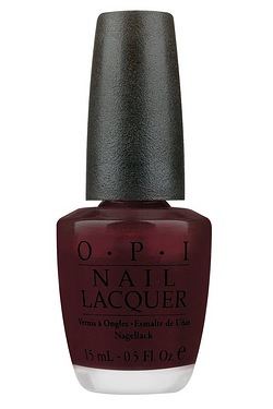 OPI Midnight in Moscow 15ml Nail Po...