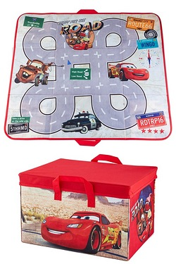 Cars Storage Box and Playmat