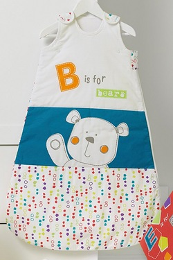 Obaby B Is For Bear Sleeping Bags -...