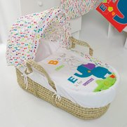 Obaby B Is For Bear Moses Basket - ...