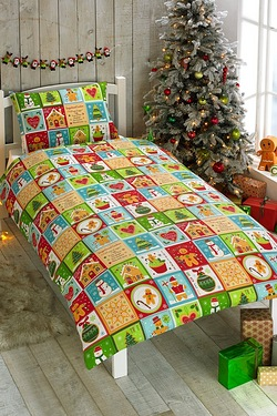 Jolly Gingerbread Duvet Set