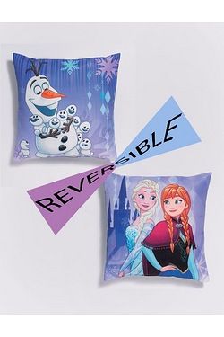 Frozen Transparent Cushion