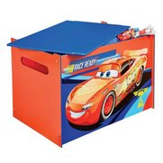 Character Toy Box - Cars