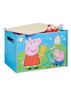 Character Toy Box - Peppa Pig