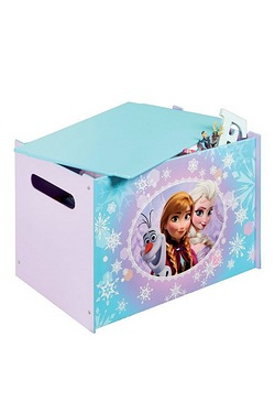 Character Toy Box - Frozen