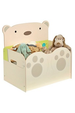 Character Toy Box - Teddybear