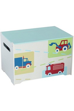 Character Toy Box - Vehicles